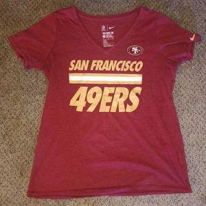 SF 49ers Women's Tee
